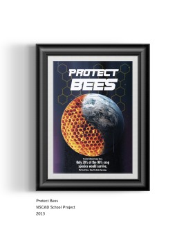 protect bees - 2013